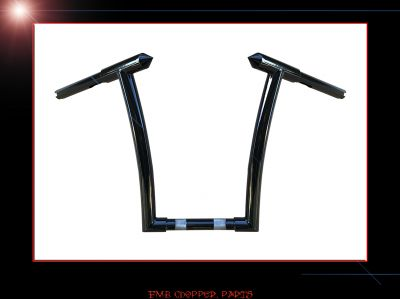"12"" HELLS GATE BARS HANDLEBARS FOR HARLEY SPORTSTER"