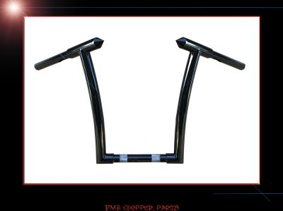 "12"" HELLS GATE CUSTOM HANDLEBARS FOR VICTORY 8 Ball, Highball, h"