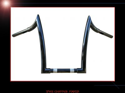 "12"" MERCENARY CUSTOM HANDLEBARS FOR VICTORY 8 Ball, Highball, ha"