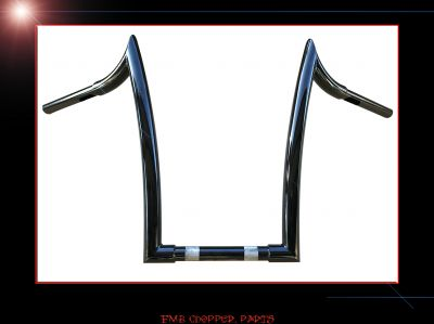 "16"" MERCENARY CUSTOM HANDLEBARS FOR VICTORY 8 Ball, Highball, hammer"
