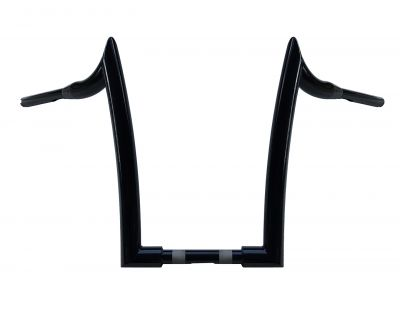 """16"""" PHATTY MERCS 1-1/2 APE HANGER FOR HARLEY DYNA AND SOFTAILS"""