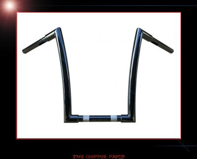 "14"" BLAZED CUSTOM HANDLEBARS FOR VICTORY 8 Ball, Highball, hammer"
